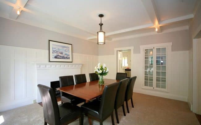 interior painting dining room
