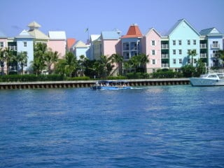 Toronto Painters Court-Hampton Painting Inc. go to the Bahamas for a Colour Vacation