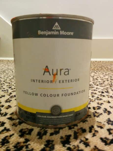 aura color foundation