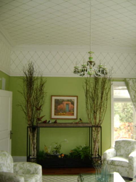 house painting toronto image cozy green