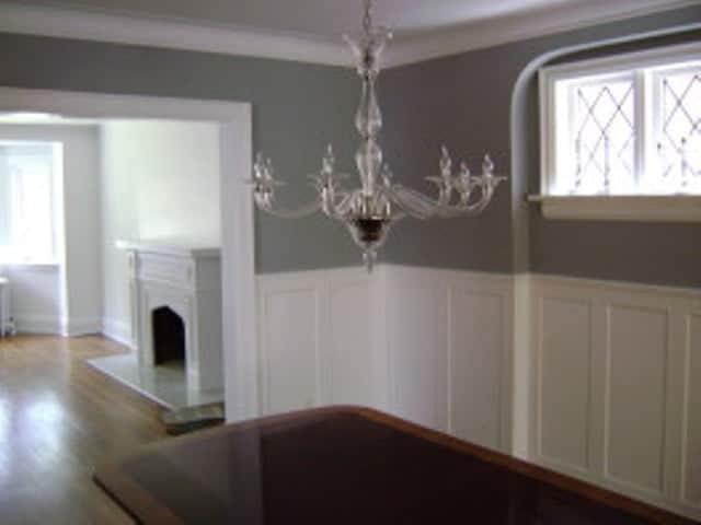 Gallery images court hampton painting inc toronto - Grey paint living room ...