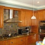 painters toronto image sample stained kitchen cabinets