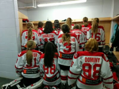 Toronto Leaside Wildcats Hockey Peewee B