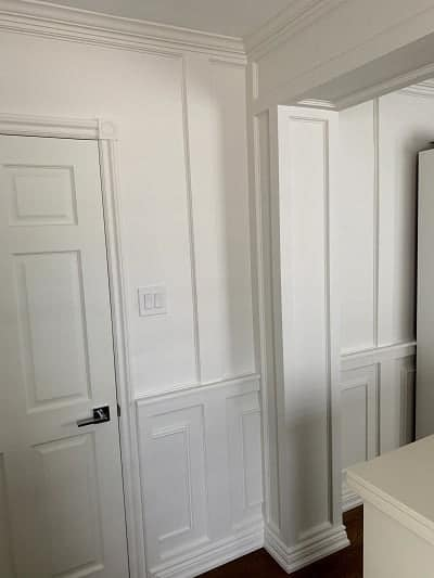 Painting Trim And Walls The Same Colour Court Hampton Painting Inc,Miniature Roses