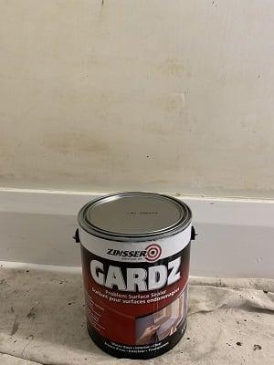 sealing wallpaper adhesive